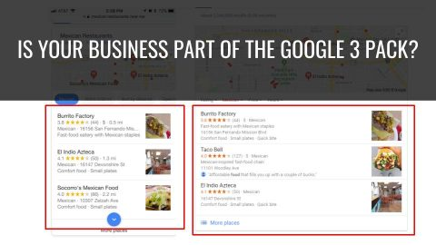 Is Your Business a Top Choice to Your Customers in Google's Local Search?