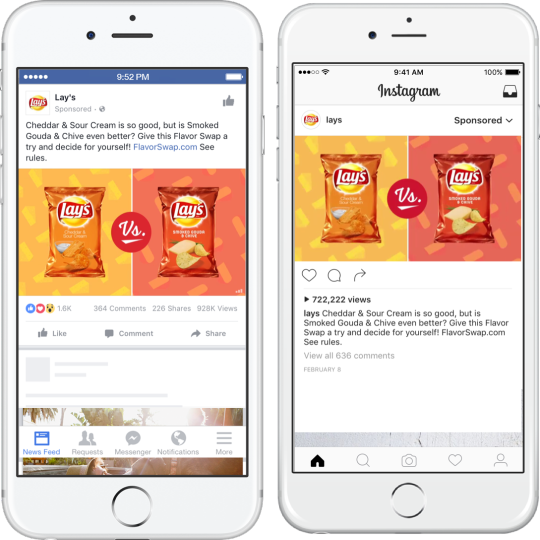 facebook ads and instagram ads for local businesses