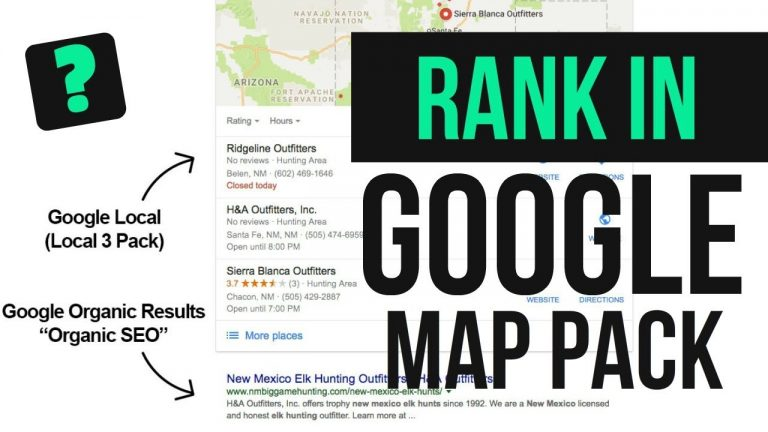 Local SEO - Google Map 3 Pack - Optimizing Google My Business - Truvi Online Marketing Solutions in Los Angeles