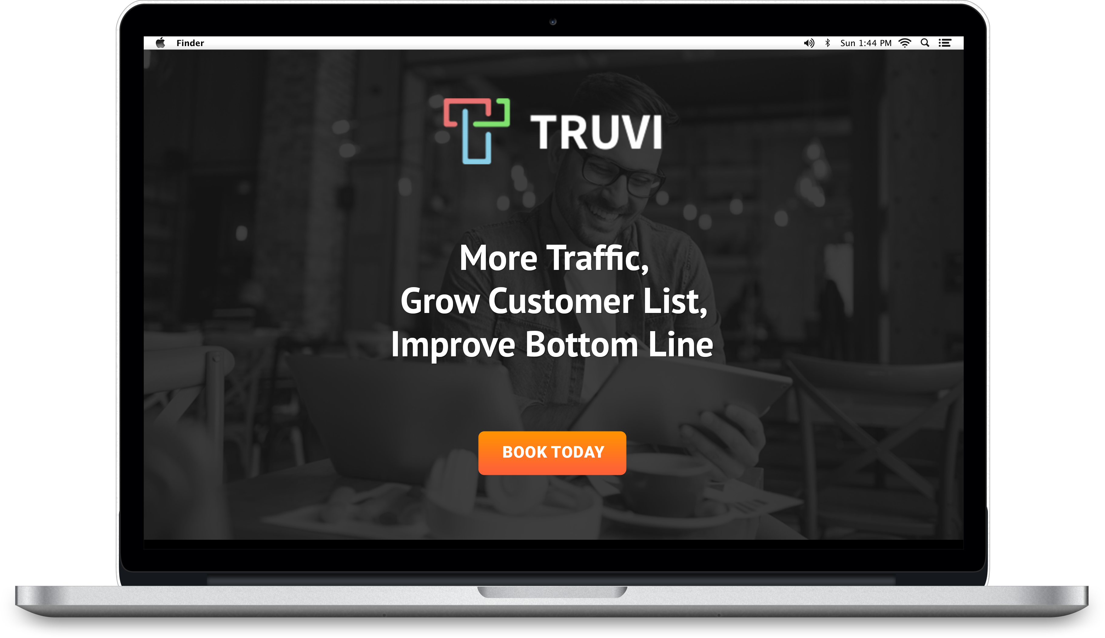 Grow your sales and customer list and connect your customers directly to keep them coming back using text & email marketing AND sponsored ads on facebook ads, instagram ads, and google local search.